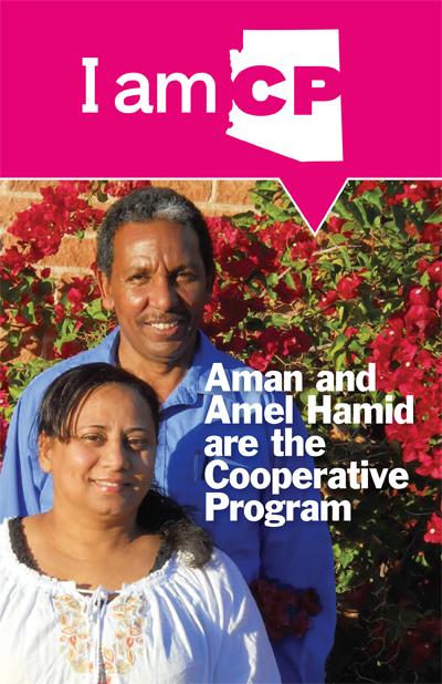 Aman and Amel Hamid CP