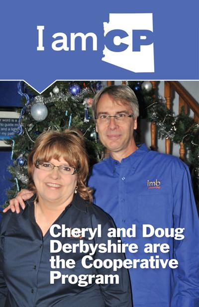 Cheryl and Doug Derbyshire CP
