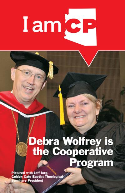 Debra Wolfrey CP