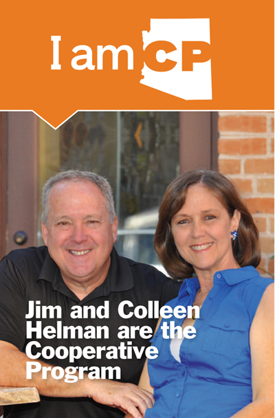 Jim and Colleen Helman CP