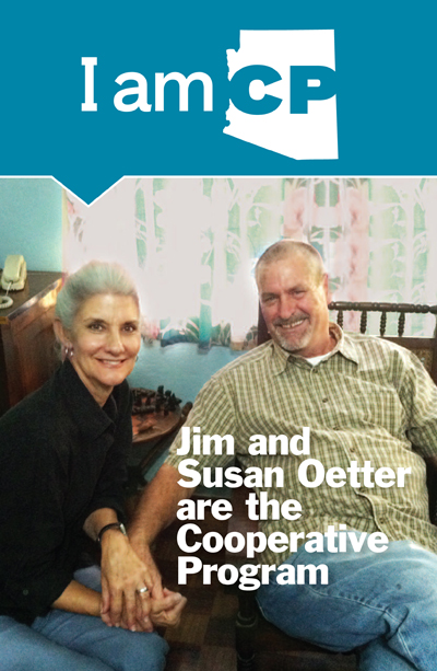 Jim and Susan Oetter CP