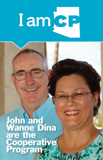 John and Wanne Dina CP
