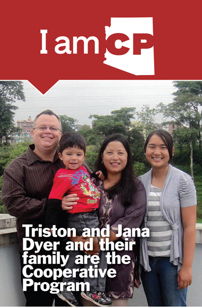 Triston and Jana Dyer CP