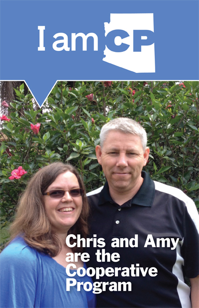 Chris and Amy CP