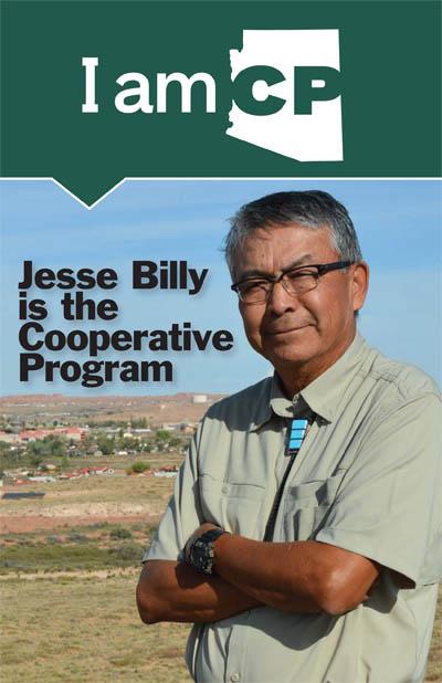 Jesse Billy CP
