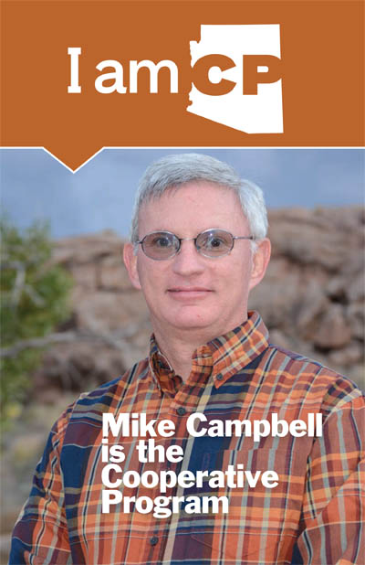 Mike Campbell CP