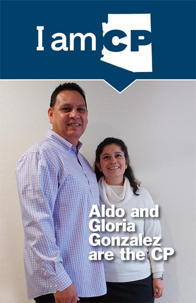 Aldo and Gloria Gonzalez CP