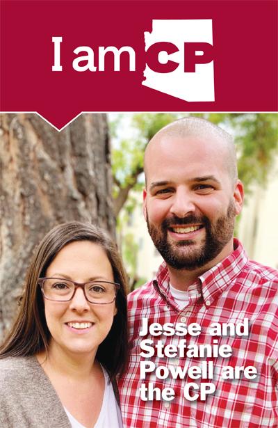 Jesse and Stefanie Powell CP