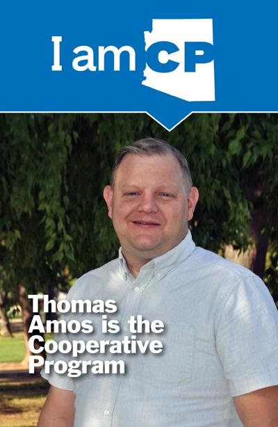 Thomas Amos CP