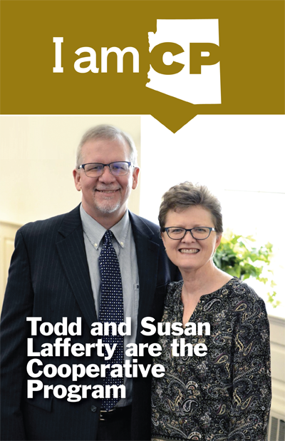 Todd and Susan Lafferty CP