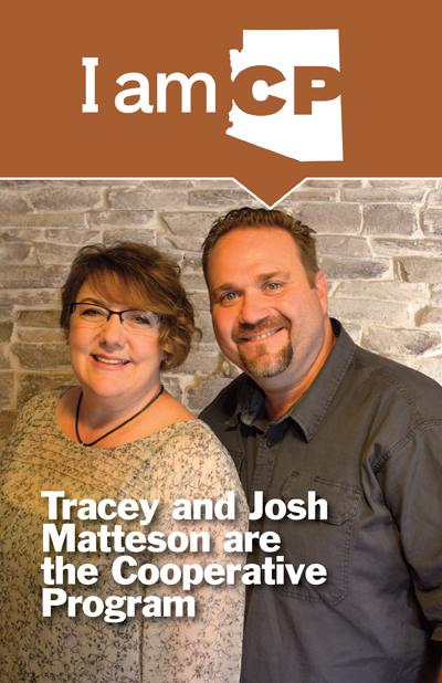 Tracy and Josh Matteson CP