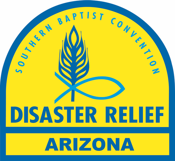 Disaster Relief Arizona Logo
