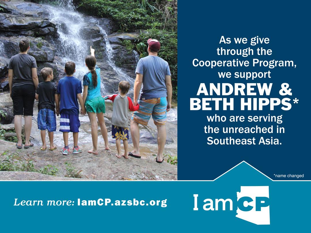 Andrew & Beth Hipps